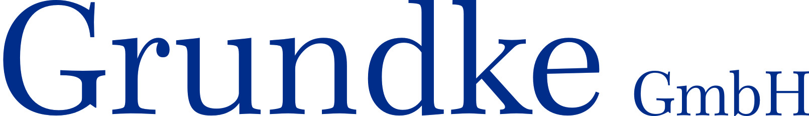Logo Grundke GmbH